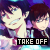 Ao no Exorcist: Take Off (ED):